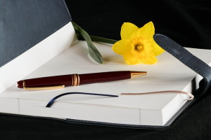 A pozitív megerősítéseket írjuk bele a naplónkba, és mindennap olvassuk el reggel és este.